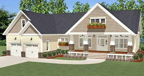 Plan 46246la adorable cape cod house plan covered front for Cape cod house plans with attached garage