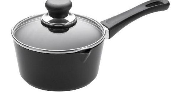 Scanpan Classic 2 Quart Covered Saucepan By Scanpan 111 64 Lifetime Warranty Oven Safe To 500 Degrees Ceramic Ti Scanpan Cookware Design Nonstick Cookware
