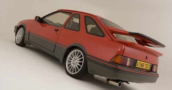 Turbo Technics Xr4i Ford Sierra Car Ford Retro Cars