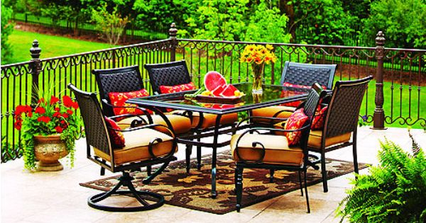 Better Homes And Gardens Englewood Heights 7 Piece Patio