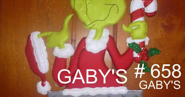 Fondos Para Pantallas De Grinch Para Navidad: Fieltro, Molde Y Navidad