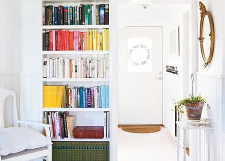 Small Space Storage Solution Look Above The Door Small
