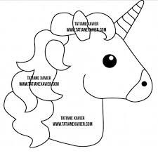 Image Result For Unicorn Sewing Pattern Free Unicorn
