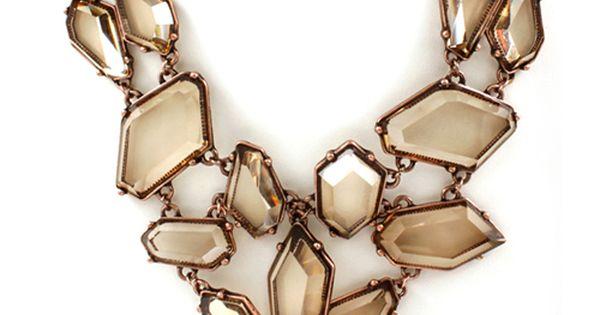 Chocolate Josephine Necklace | Emma Stine Jewelry Necklaces $58