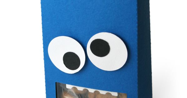 @Faithann Karatassos..here is something for your cookie monster party!! Cookie Monster gift