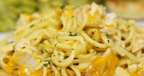 how to make turkey tetrazzini with cream of mushroom soup