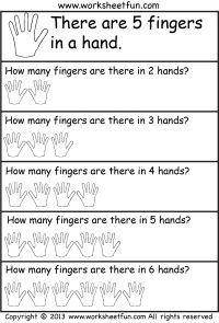 Number Tracing Worksheets For Kindergarten 1 10 Ten Worksheets