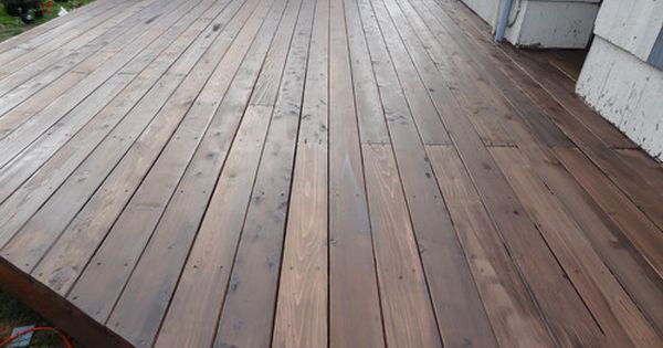 How To Build A Beautiful Platform Deck In A Weekend Semi