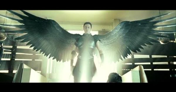 gabriel kevin durand in legion amazing angel male characters i liked pinterest kevin o. Black Bedroom Furniture Sets. Home Design Ideas