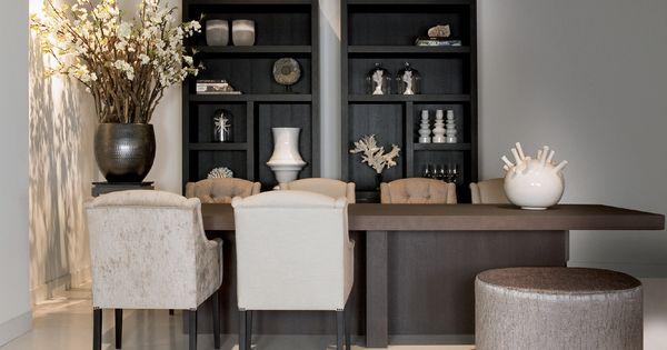 Keijser en co eurlings interieurs eigentijdse meubelen met een pure vormgeving waarbij alles - Eigentijdse meubelen ...