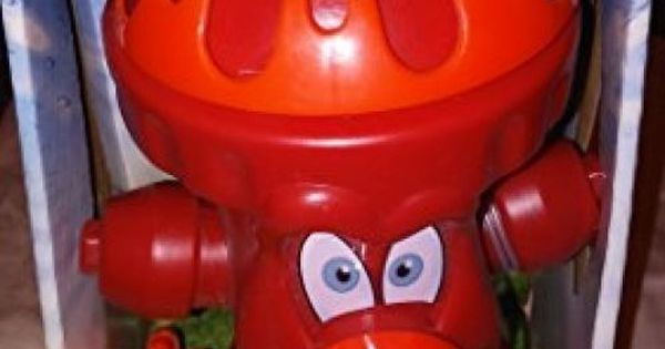 8 Ft Fire Hydrant Garden Hose Sprinkler Splash Sprays