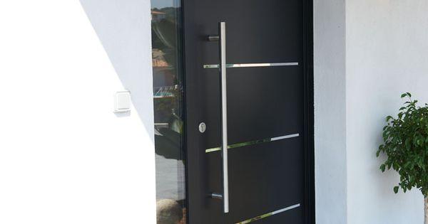 porte d 39 entr e aluminium cotim 11 par zilten porte d 39 entr e cotim 11 pinterest entr es. Black Bedroom Furniture Sets. Home Design Ideas