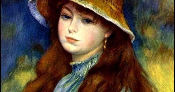 Femmes à chapeau (149) Auguste Renoir (18411919) Jeune