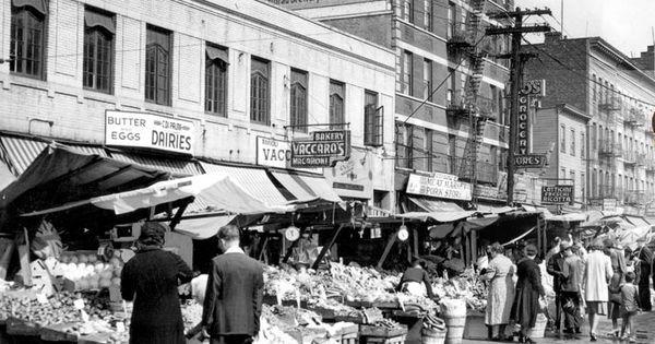 The Arthur Avenue Retail Market has been a landmark in ...
