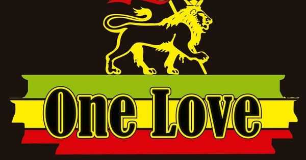 Rastafari One Love Reggae Art Reggae Bob Marley Roots Reggae