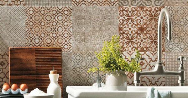 55 id es pour poser du carrelage mural chez soi styles for Poser du carrelage mural salle de bain
