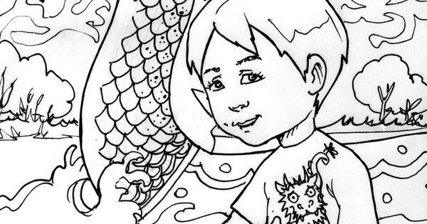 dragon boat festival coloring pages - dragon boat festival coloring sheet dragonboatfestival