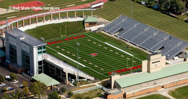 America S Home For Stadium Information Stadium Ball State University Indianapolis Indiana
