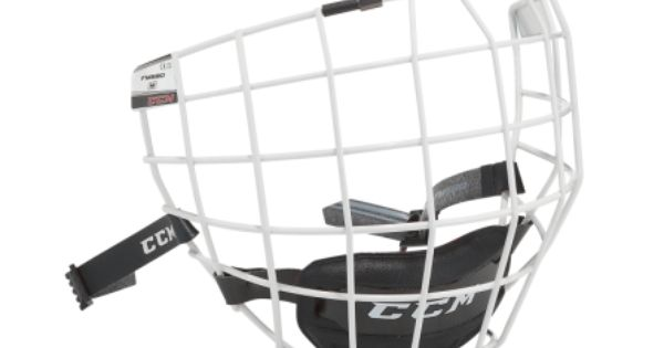 Ccm Fm580 Facemask Hockey Helmet Face Mask Hockey