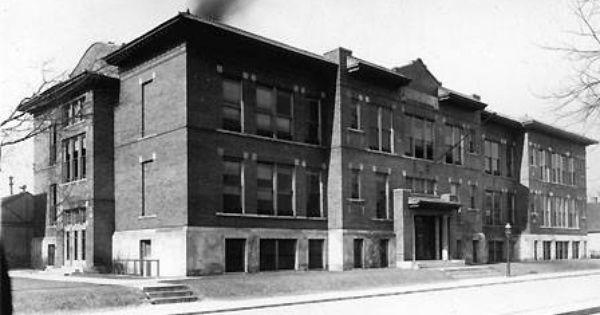 Brookside School 54 Bass 5499 Brookside Indianapolis Indiana