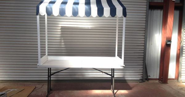 ice cream/lemonade stand canopy | Party ideas | Pinterest ...