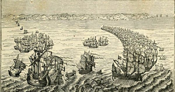 "an analysis of the spanish armada The spanish armada was a great spanish fleet sent by king philip ii of spain in 1588 to invade england it was ironically called ""invincible"" during the late 1500's, spain was the major international power over much of the known world (goldman 1)."