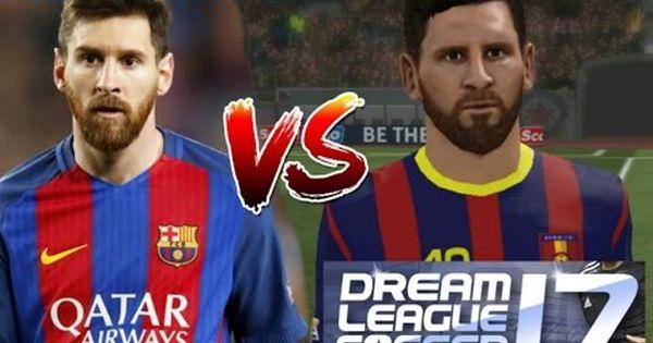 Dream League Soccer Faces Dream League Soccer 2016 Vs Dream League Soccer 2017 Youtube Soccer Players Soccer League Soccer