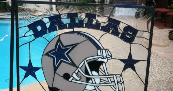 Dallas Cowboy Logo Stained Glass Pinterest Dallas