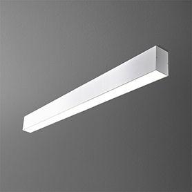 Lampy liniowe korytarz,salon, czarne Plafon SET TRU LED 86