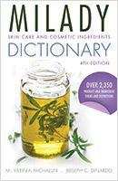 Skin Care And Cosmetic Ingredients Dictionary 4th Edition Cosmetics Ingredients Skin Care Skincare Ingredients
