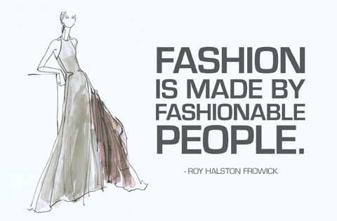 67 Famous Fashion Quotes To Ignite Inspire You Stylish Words