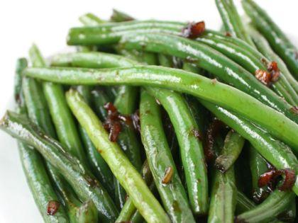 Asian Garlic Green Beans | Gardens, Awesome and Garlic ...