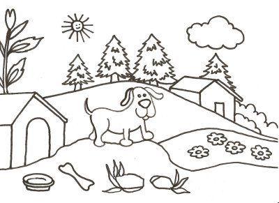 Dibujos De Paisajes Naturales Dibujos Para Colorear Coloreartv Com Paisajes Dibujos Paisajes Naturales Dibujo Paisaje Para Colorear