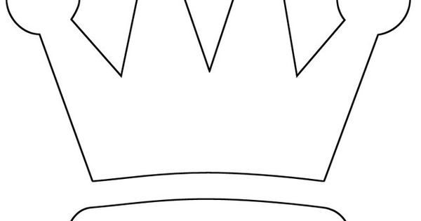 kings crown template for kids - craft templates for kids kings crown kings crown