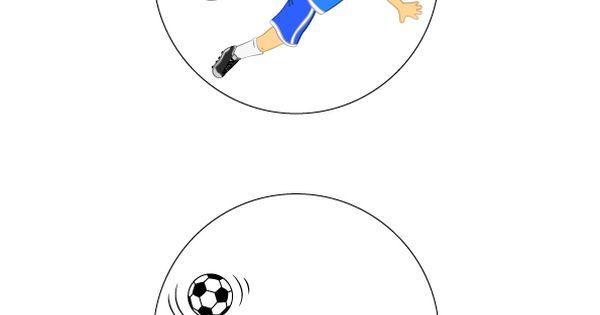 thaumatrope foot thaumatrope kale doscope pinterest football pour enfants et activit s. Black Bedroom Furniture Sets. Home Design Ideas