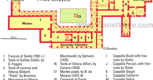 Santa croce floor plan map Top rated floor plans