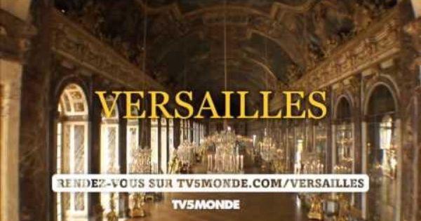 Tv5monde r alise en partenariat avec le ch teau de for Autour de versailles