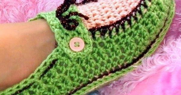 Ayakkab Patik Modelin Yapm rg Modelleri Pinterest