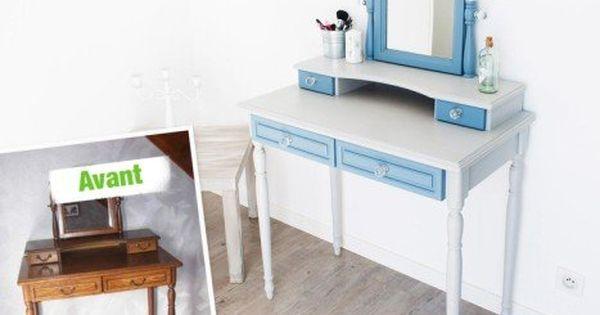 Vos plus beaux relooking de meubles renover renovation for Renovation vieux meuble