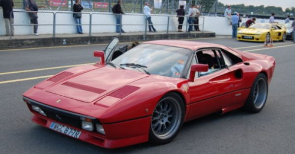 Ferrari 288 Gto Probably My Favorite Ferrari With Images