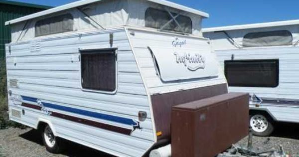 Unique Prattline Caravan For Sale In Adelaide SA  Prattline Caravan