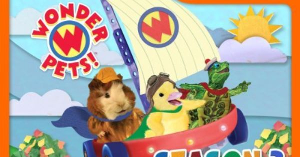 Wonder Pets Season 3 Ep 13 34 Save The Dancing Duck Save The