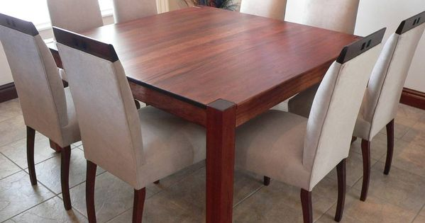 A Regular Height Table That Is Square Seats 2 On Each