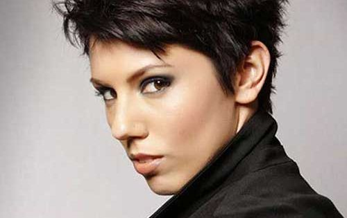 Pixie Haircut Styles For Thick Hair: Pixie Haircuts For Women With Thick Hair