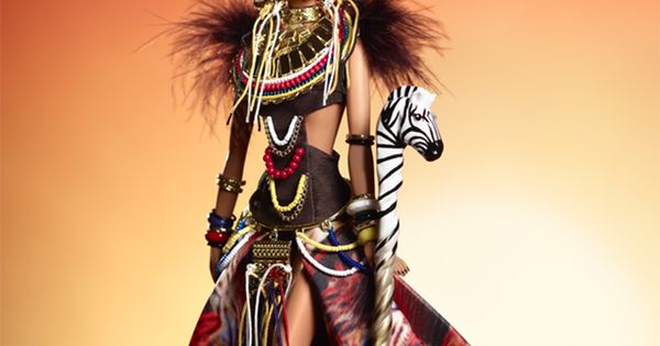 If It's Hip, It's Here: African Queen. The New Limited