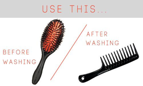 Tools For Healthy Hair Beauty Amp Fashion 101 Pinterest