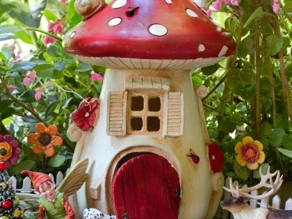 Fairy house google search fairy garden pinterest Make your own toad house