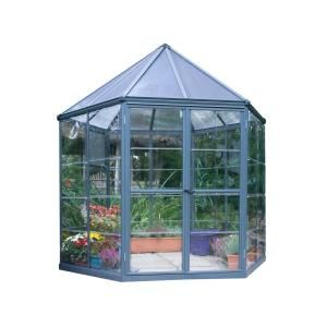 oasis hexagonal greenhouse 704053