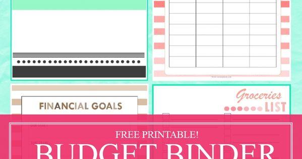 save money use our free budget binder keller williams finance and we. Black Bedroom Furniture Sets. Home Design Ideas