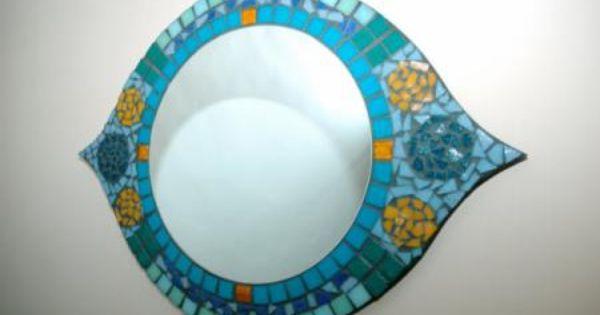 Espejo con forma de ojo espejo venecitas espejos productos - Espejos con formas ...